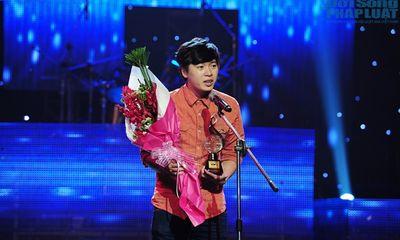 Phạm Toàn Thắng đoạt giải Bài Hát Việt tháng 6