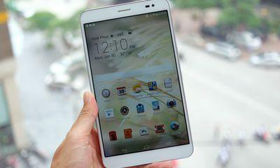 Tablet 7 inch mỏng nhất thế giới về VN với giá 8,9 triệu đồng