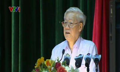 Tổng Bí thư: Sẽ kiểm tra dấu hiệu vi phạm của ông Trần Văn Truyền