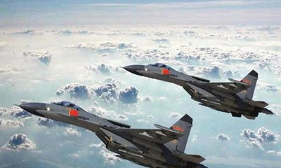 """Trong kho vũ khí: Không quân Việt Nam """"đọ tài"""" Không quân TQ"""