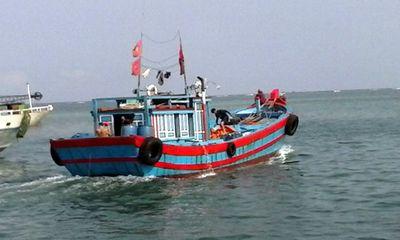 Quảng Ngãi: 6 ngư dân bị phía Trung Quốc bắt giữ ở Hoàng Sa