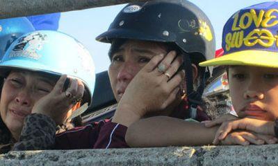 Tàu TQ dùng súng bắt giữ 6 ngư dân VN: Nước mắt Sa Huỳnh