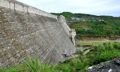 Thủy điện Sông Tranh 2 lại động đất mạnh 2,5 độ richter