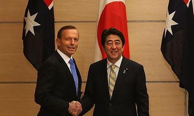 Nhật Bản-Australia hợp lực đối phó nguy cơ Trung Quốc?