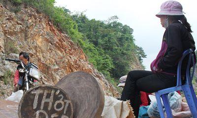 Nhức nhối nạn buôn thớt gỗ nghiến: Tiếp tay cho lâm tặc