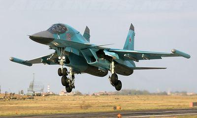 Su-34: Máy bay ném bom chiến thuật chủ lực của Không quân Nga