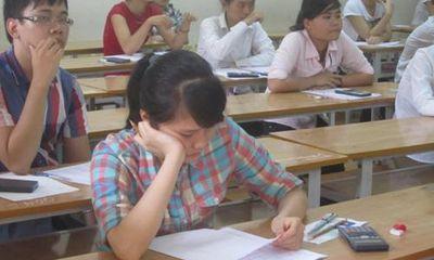 Đợt 2 kỳ thi ĐH 2014: 38 thí sinh bị kỷ luật trong buổi thi đầu