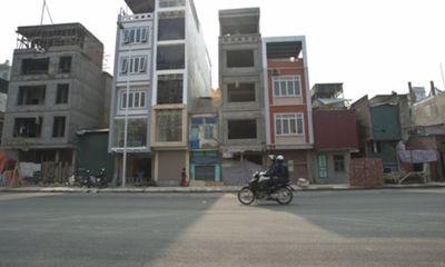 Hà Nội: Tái diễn nhà siêu mỏng, siêu méo đúng Năm văn minh đô thị