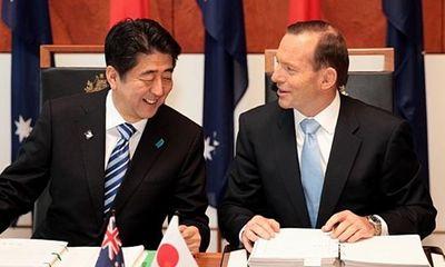 Tầm quan trọng của thỏa thuận tàu ngầm Nhật-Australia