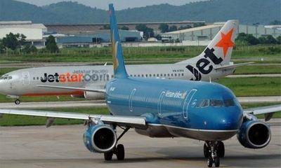 2 máy bay Vietnam Airlines và Jetstar Pacific suýt va chạm