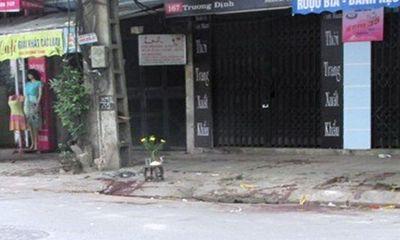 Hà Nội: Án mạng kinh hoàng giữa đêm khuya