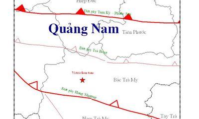Lại xảy ra động đất gây rung lắc mặt đất ở Sông Tranh 2