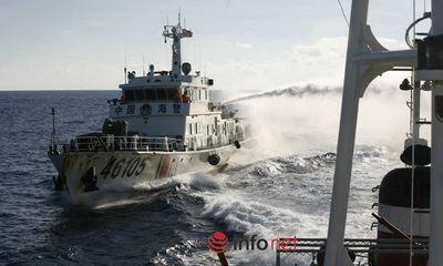 Tận tai nghe giọng điệu ngông cuồng của tàu Trung Quốc