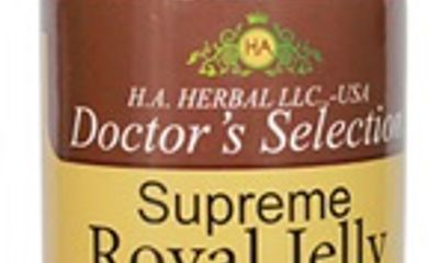 Tác dụng bất ngờ từ sữa ong chúa dạng viên