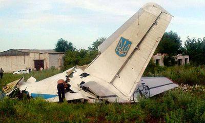 Ukraina cáo buộc Nga bắn rơi máy bay quân sự