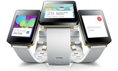 Tận mắt ngắm chiếc LG G Watch đầu tiên tại Việt Nam