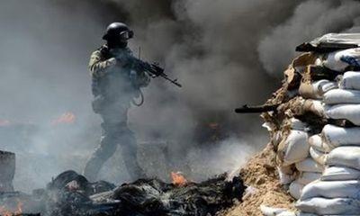Donetsk - chiến trường ác liệt tiếp theo ở Ukraina