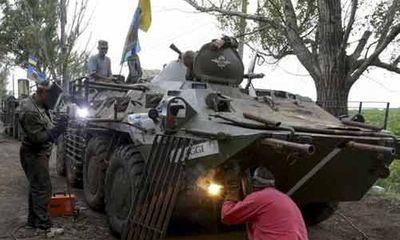 Quân đội Ukraina