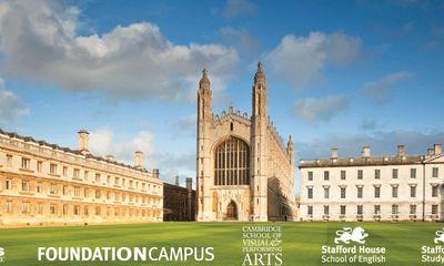 HỌC BỔNG 50\% HỌC PHÍ CÙNG TẬP ĐOÀN GIÁO DỤC CAMBRIDGE