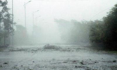 Bão số 2 gây nguy cơ lũ quét, sạt lở đất tại Lạng Sơn – Cao Bằng