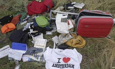 Kinh hoàng cướp xác, hôi của vụ máy bay MH17