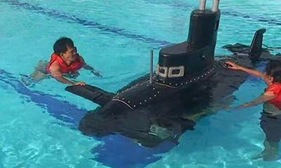Việt Nam xuất khẩu tàu ngầm: 3.000 USD/chiếc