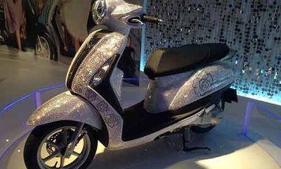 Xe ga cực độc giá hơn 300 triệu của Yamaha tại Việt Nam