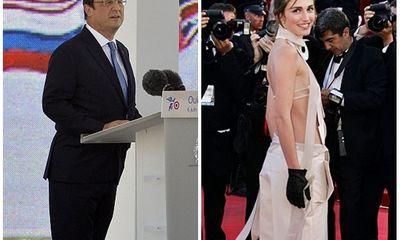 Tổng thống Pháp chính thức cưới nhân tình vào sinh nhật 60?