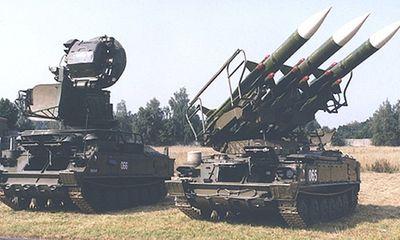 Những lần Buk của Ukraina bắn rơi máy bay chiến đấu Nga