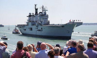 Hình ảnh Hải quân Anh