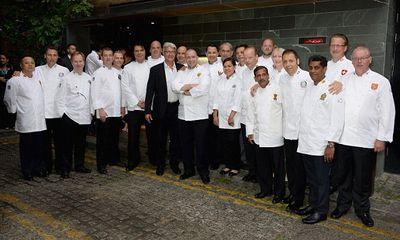 Khi đầu bếp nói về các nhà lãnh đạo hàng đầu thế giới