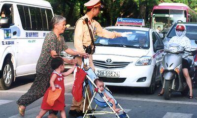 Bộ trưởng Trần Đại Quang:CSGT xây dựng hình ảnh đẹp trong mắt dân