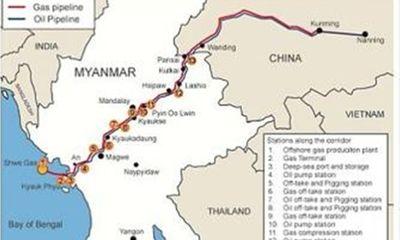 Chính quyền Myanmar lại chọc tức Trung Quốc