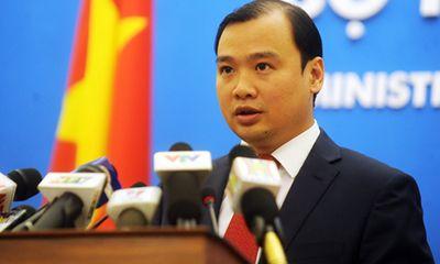 Bộ Ngoại giao Việt Nam thông tin về lô vũ khí bị giữ ở Phần Lan