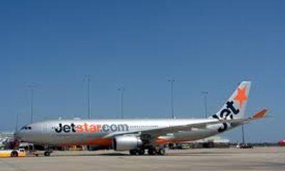 Máy bay của Jestar Pacific mất liên lạc với