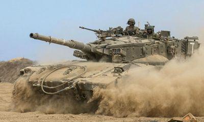 Israel nối lại chiến dịch tấn công Dải Gaza