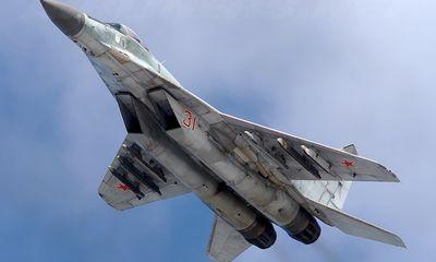 Ngày 27/7: Rơi máy bay chiến đấu Nga làm một phi công thiệt mạng