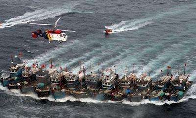 """Ngư dân Trung Quốc: """"Lính xung kích"""" tranh chấp Biển Đông"""