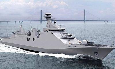 Bộ Quốc phòng Australia tiếp tục đóng tàu chiến ở Việt Nam