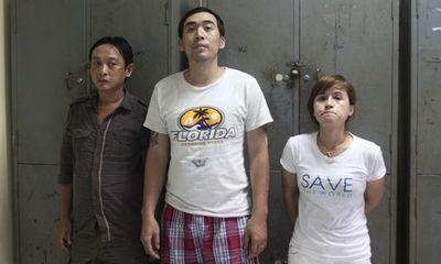 Bắt nhóm giang hồ giả danh cảnh sát hình sự cướp tài sản