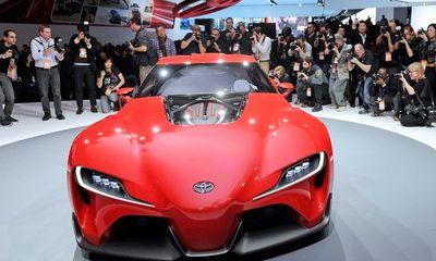 """Toyota Motor trở thành """"quán quân"""" doanh số xe hơi toàn cầu"""