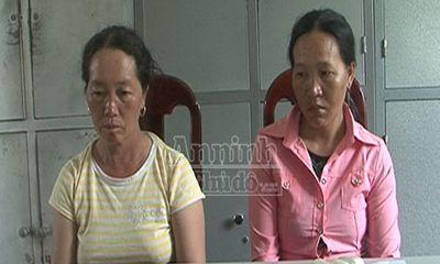 2 chị em giấu ma túy vào