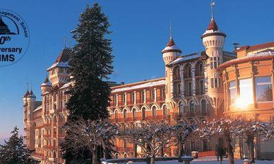 Hội thảo trường Đại học Quản trị khách sạn SHMS Thụy Sĩ
