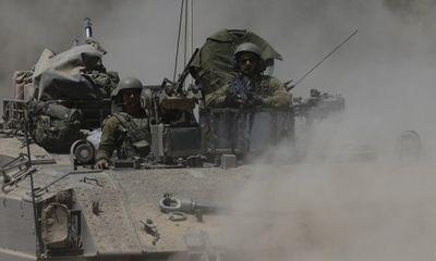 Israel rút toàn bộ binh sĩ, chấm dứt chiến dịch Dải Gaza