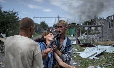 """Miền đông Ukraina đang sống trong """"thời kỳ đồ đá"""""""