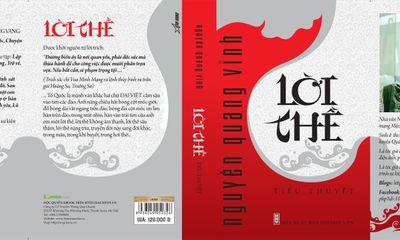 Nhà văn Nguyễn Quang Vinh ra mắt tiểu thuyết về Hoàng Sa