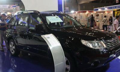 33 xe Subaru Forester ở VN dễ hỏng động cơ đột ngột