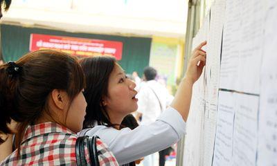 Điểm chuẩn đại học 2014 của 11 trường ĐH tại TPHCM