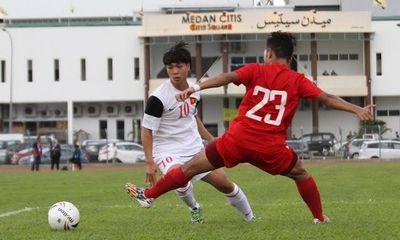 Lịch thi đấu của U19 Việt Nam tại giải U22 Đông Nam Á