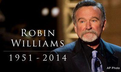 Tổng thống Obama viết thư chia buồn với gia đình Robin Williams